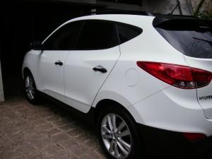 Ix35 - Branco fosco